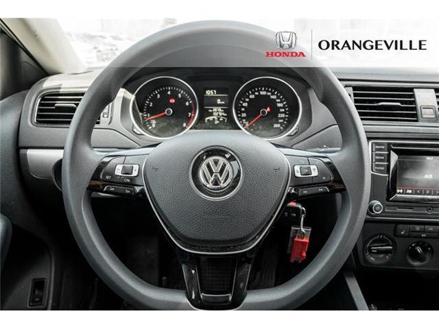 2016 Volkswagen Jetta 1.4 TSI Trendline+ (Stk: C19024A) in Orangeville - Image 9 of 19