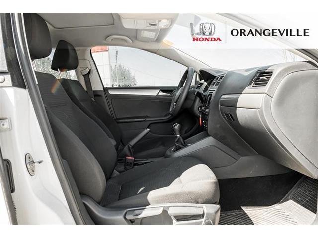 2016 Volkswagen Jetta 1.4 TSI Trendline+ (Stk: C19024A) in Orangeville - Image 16 of 19