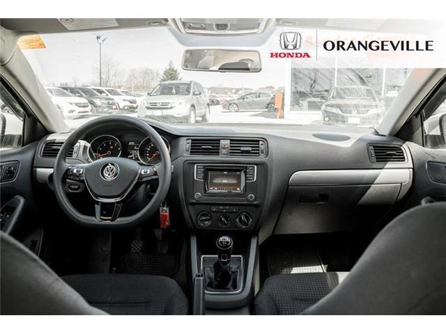2016 Volkswagen Jetta 1.4 TSI Trendline+ (Stk: C19024A) in Orangeville - Image 18 of 19