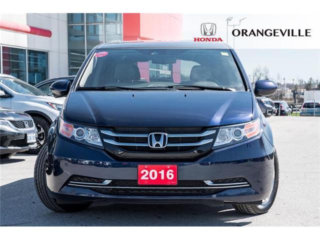 2016 Honda Odyssey EX-L (Stk: U3141) in Orangeville - Image 2 of 20