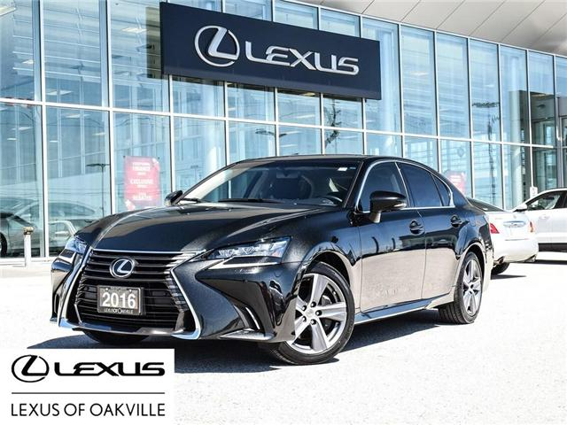 2016 Lexus GS 350 Base (Stk: UC7710) in Oakville - Image 1 of 22