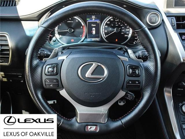 2017 Lexus NX 200t Base (Stk: UC7679) in Oakville - Image 16 of 23