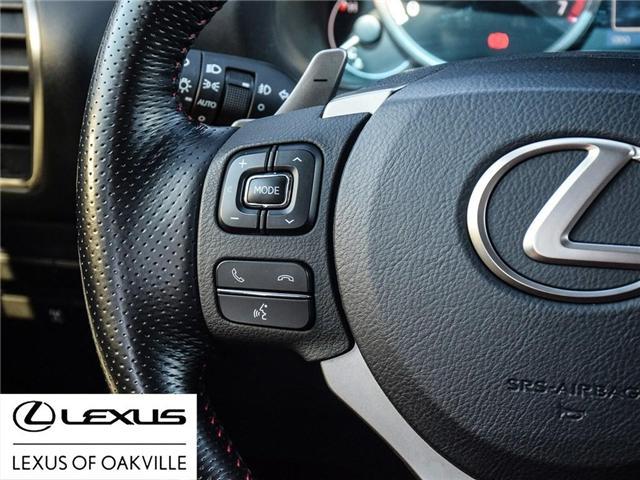 2017 Lexus NX 200t Base (Stk: UC7679) in Oakville - Image 18 of 23