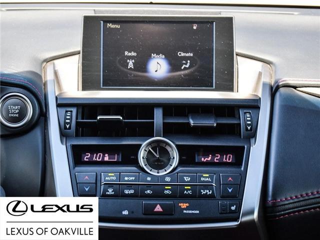 2017 Lexus NX 200t Base (Stk: UC7679) in Oakville - Image 21 of 23
