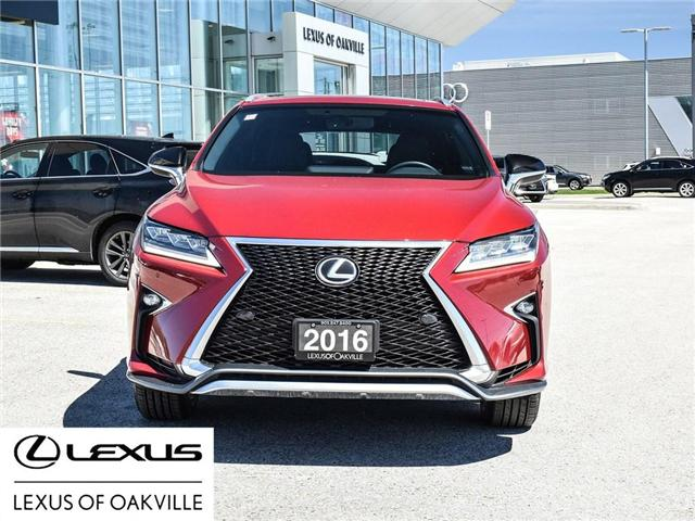 2016 Lexus RX 350 Base (Stk: UC7672) in Oakville - Image 2 of 22