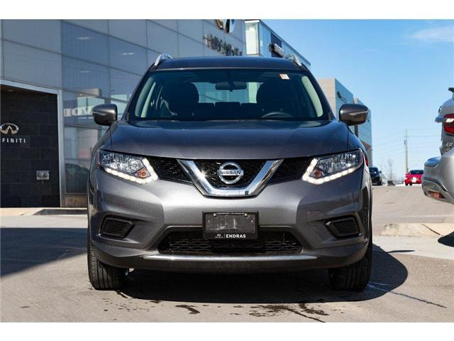 2015 Nissan Rogue S (Stk: P0824) in Ajax - Image 2 of 20
