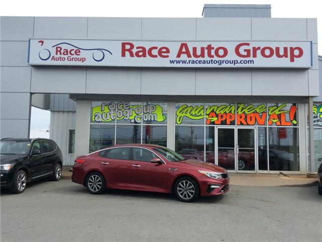 2019 Kia Optima LX (Stk: 16648) in Dartmouth - Image 1 of 23