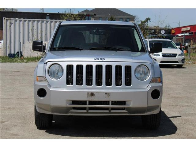 2010 Jeep Patriot Sport/North (Stk: 507406) in Milton - Image 2 of 14