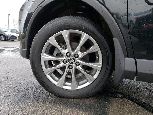 2017 Toyota RAV4 Hybrid Limited (Stk: P1803) in Whitchurch-Stouffville - Image 3 of 17