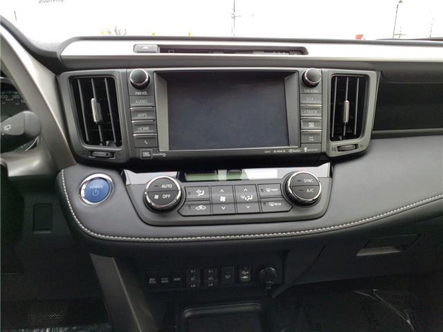 2017 Toyota RAV4 Hybrid Limited (Stk: P1803) in Whitchurch-Stouffville - Image 7 of 17