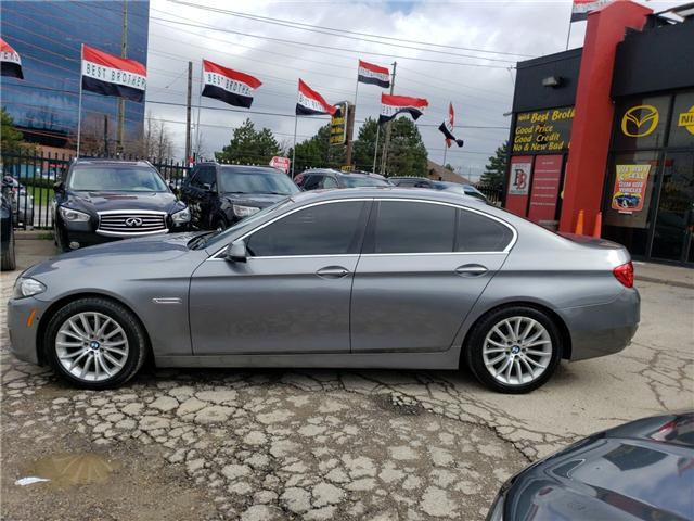 2014 BMW 528i xDrive (Stk: 219295) in Toronto - Image 2 of 17