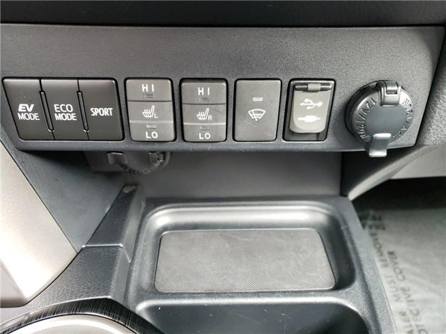 2017 Toyota RAV4 Hybrid Limited (Stk: P1803) in Whitchurch-Stouffville - Image 9 of 17