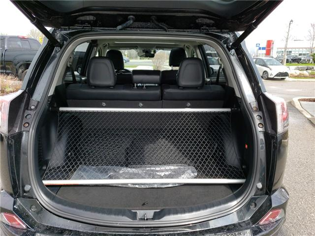 2017 Toyota RAV4 Hybrid Limited (Stk: P1803) in Whitchurch-Stouffville - Image 14 of 17