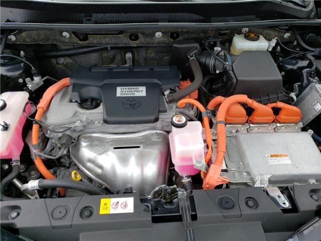 2017 Toyota RAV4 Hybrid Limited (Stk: P1803) in Whitchurch-Stouffville - Image 16 of 17