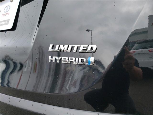 2017 Toyota RAV4 Hybrid Limited (Stk: P1803) in Whitchurch-Stouffville - Image 17 of 17