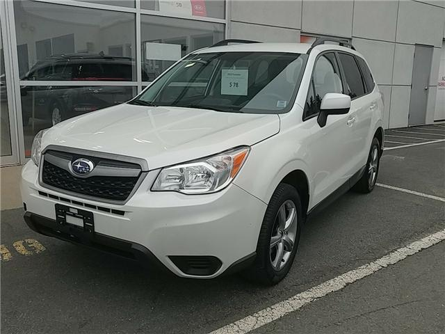 2015 Subaru Forester 2.5i (Stk: U0350) in New Minas - Image 1 of 17