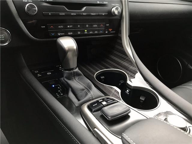 2016 Lexus RX 350 Base (Stk: 28030A) in Markham - Image 16 of 23