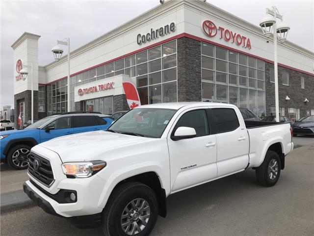 2019 Toyota Tacoma SR5 V6 (Stk: 2845) in Cochrane - Image 1 of 14