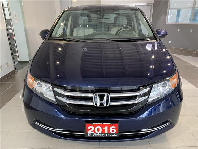 2016 Honda Odyssey EX-L (Stk: 16136A) in North York - Image 2 of 15