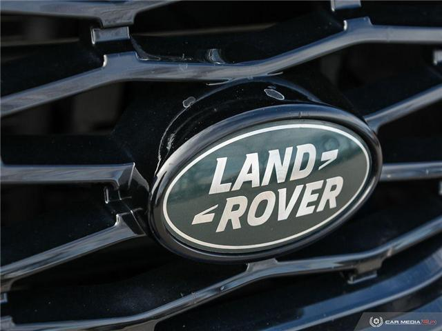 2016 Land Rover Range Rover Sport V8 Supercharged (Stk: 19HMS277) in Mississauga - Image 9 of 27