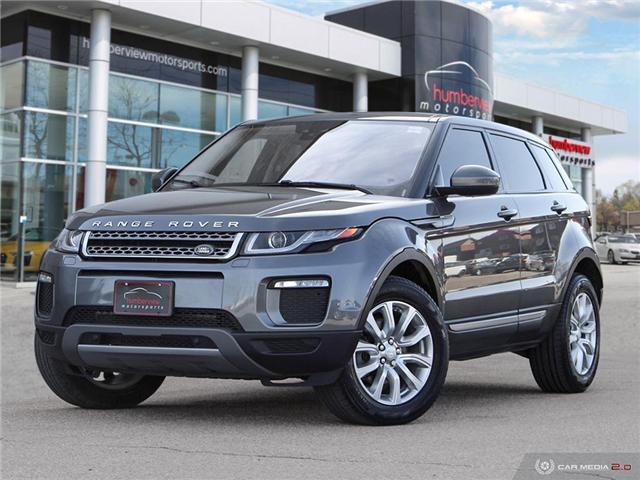 2016 Land Rover Range Rover Evoque SE (Stk: 19HMS339) in Mississauga - Image 1 of 26