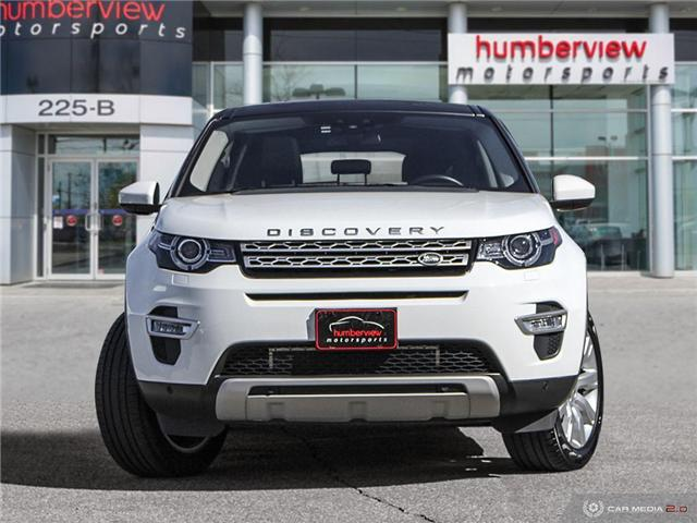 2016 Land Rover Discovery Sport HSE LUXURY (Stk: 577498) in Mississauga - Image 2 of 27