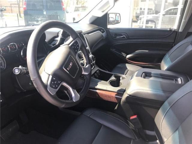 2018 GMC Yukon XL SLT AWD LOADED (Stk: ) in Etobicoke - Image 7 of 11