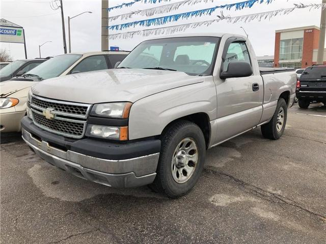 2006 Chevrolet Silverado 1500  (Stk: 19-7500B) in Hamilton - Image 1 of 11