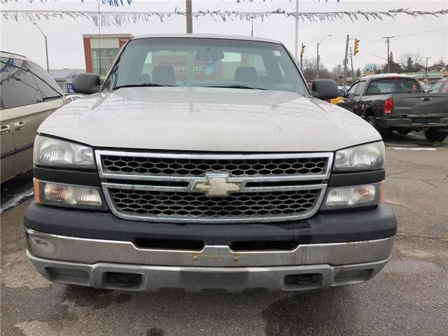 2006 Chevrolet Silverado 1500  (Stk: 19-7500B) in Hamilton - Image 2 of 11