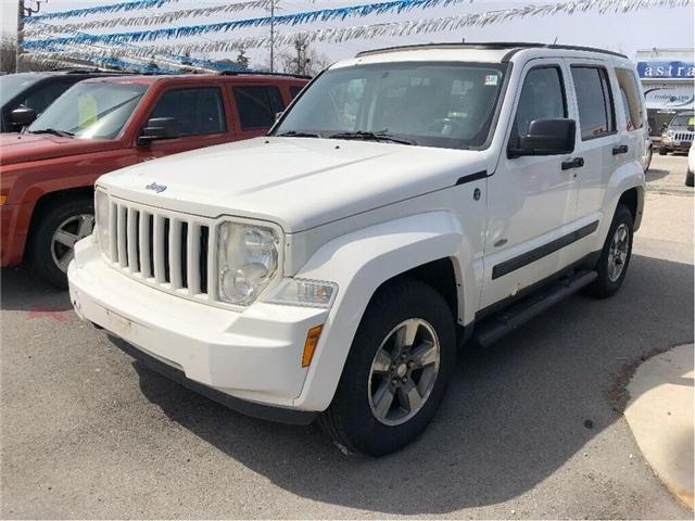 2008 Jeep Liberty Sport (Stk: 19-7505A) in Hamilton - Image 2 of 18