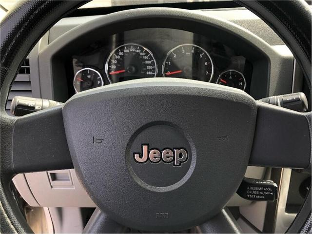2008 Jeep Liberty Sport (Stk: 19-7505A) in Hamilton - Image 10 of 18