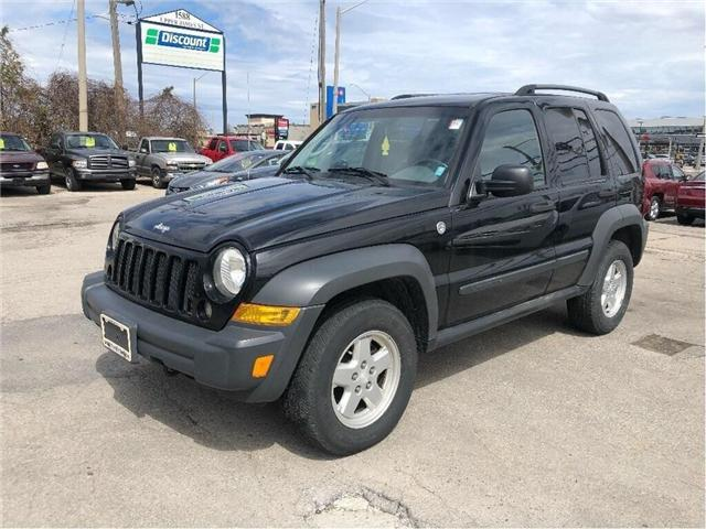 2006 Jeep Liberty Sport (Stk: 18-7735B) in Hamilton - Image 2 of 19