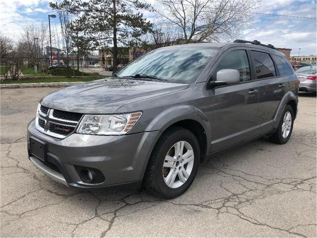 2012 Dodge Journey SXT & Crew (Stk: 6737RA) in Hamilton - Image 1 of 19