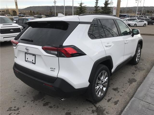 2019 Toyota RAV4 XLE (Stk: 190253) in Cochrane - Image 5 of 14