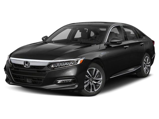 2019 Honda Accord Hybrid Touring (Stk: N14466) in Kamloops - Image 1 of 9