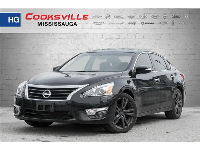 2013 Nissan Altima  (Stk: H097400T) in Mississauga - Image 1 of 19