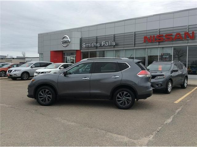 2016 Nissan Rogue SL Premium (Stk: P1988) in Smiths Falls - Image 2 of 13