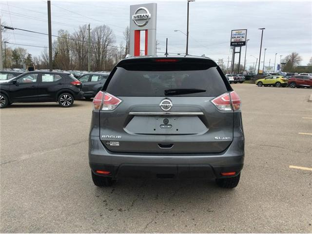 2016 Nissan Rogue SL Premium (Stk: P1988) in Smiths Falls - Image 4 of 13