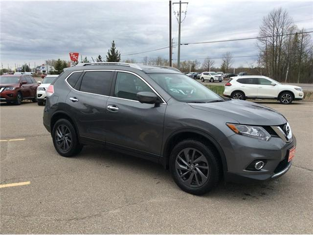 2016 Nissan Rogue SL Premium (Stk: P1988) in Smiths Falls - Image 6 of 13