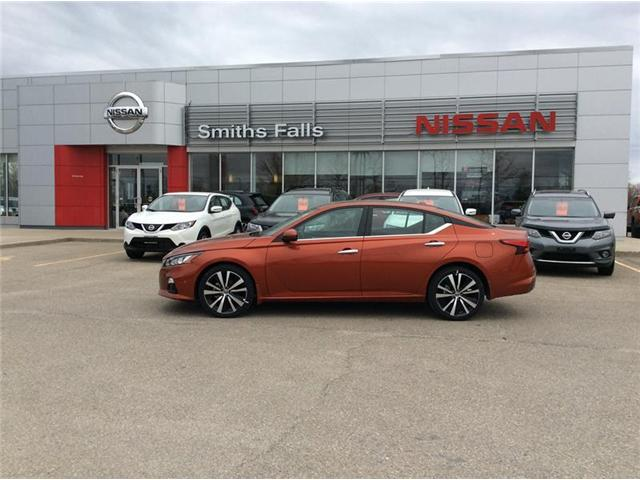 2019 Nissan Altima 2.5 Platinum (Stk: 19-102) in Smiths Falls - Image 1 of 13