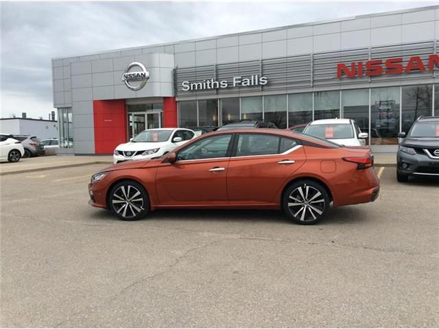2019 Nissan Altima 2.5 Platinum (Stk: 19-102) in Smiths Falls - Image 3 of 13
