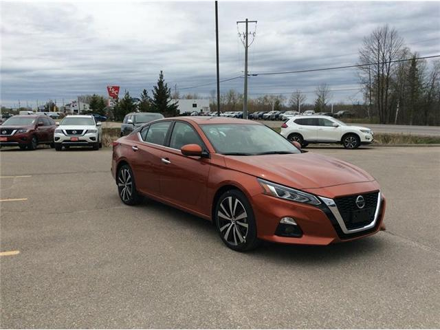 2019 Nissan Altima 2.5 Platinum (Stk: 19-102) in Smiths Falls - Image 10 of 13