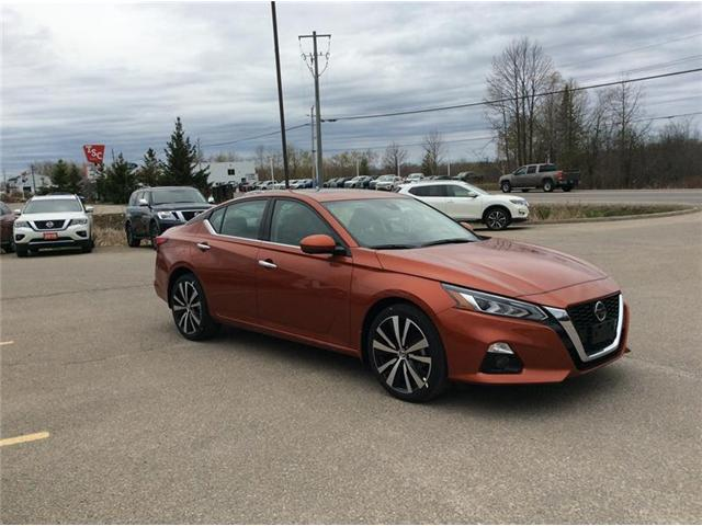 2019 Nissan Altima 2.5 Platinum (Stk: 19-102) in Smiths Falls - Image 11 of 13
