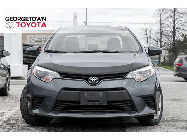 2014 Toyota Corolla  (Stk: 14-04358) in Georgetown - Image 2 of 18