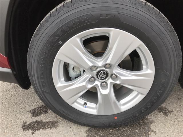 2019 Toyota RAV4 LE (Stk: 190260) in Cochrane - Image 9 of 14