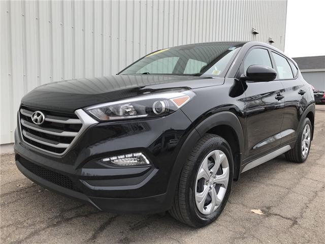 2017 Hyundai Tucson SE (Stk: N195A) in Charlottetown - Image 1 of 21