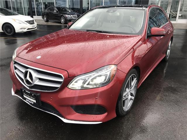 2015 Mercedes-Benz E-Class Base (Stk: 39052A) in Kitchener - Image 1 of 7