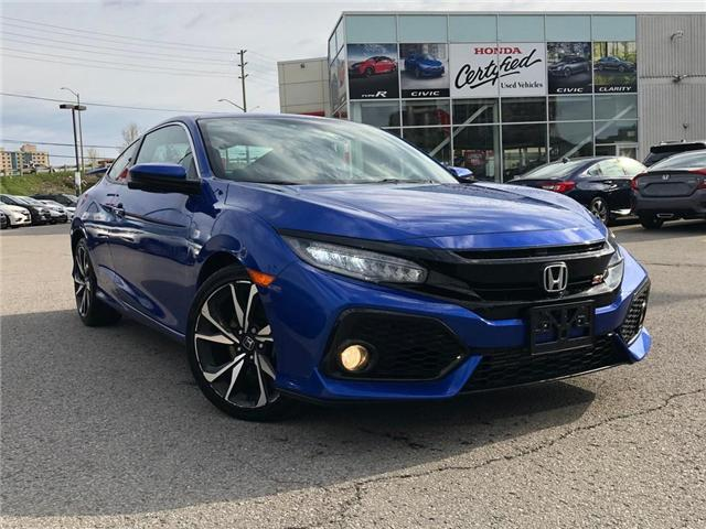 2017 Honda Civic Si (Stk: 190982P) in Richmond Hill - Image 1 of 18