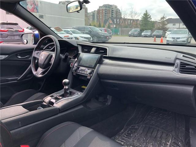 2017 Honda Civic Si (Stk: 190982P) in Richmond Hill - Image 7 of 18