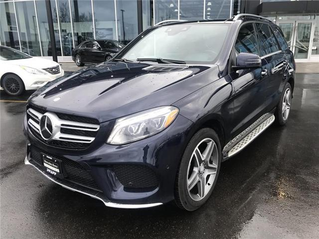 2016 Mercedes-Benz GLE-Class Base (Stk: K3830) in Kitchener - Image 1 of 6